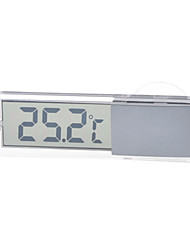 -20℃~100℃ Car Digital LCD Sucker Thermometer (1 x LR44 Included)