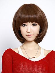 kissyomi женские моды бобо короткие вьющиеся волосы синтетические полные парики взрыва 3 варианта цвета