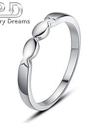 Poetry Dreams Solid Sterling Infinity Kissing Fish Ring Men's Ring