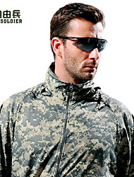 FreeSoldier Anti-UV Cycling Glasses with Piano paint Frame