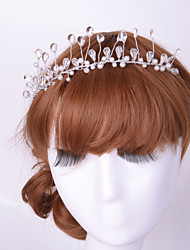 Women Crystal Tiaras With Crystal Wedding/Party Headpiece