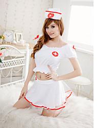 Vêtement de nuit Femme Uniformes & Tenues Chinoises Viscose