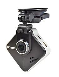 Sunty® Ambarella A7 2304 x 1296P 30FPS Car DVR Camcorder Recorder /GPS Logger/170 Degree/G-Sensor/ WDR - Black