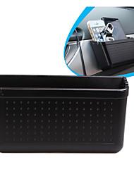 collezione di auto shunwei® multifunzionale scatola di immagazzinaggio del telefono mobile del caricatore di base