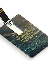 32gb vagues dans le design card lecteur flash USB