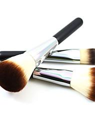 premium 3pcs spazzole di trucco cipria fondamento strumento volto trucco