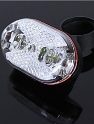 Cycling Bike Safety Warning Rear Light Bicycle Colorful 9 LED Taillight 7 Modes