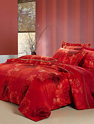 Super Soft Warm Flannel Bedding Four Pieces
