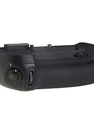 mb-d15 câmera bateria pega para Nikon D7100