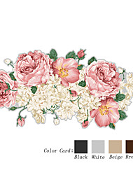 3D The Rose Table Stickers Table Decals
