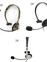 Headset Headphone with Mic Compatible with Xbox 360 Wireless Controller