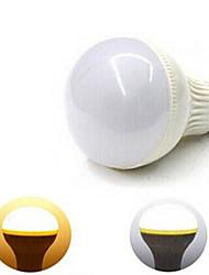 1 pcs E27 9 W  SMD 5730 750-800 LM 2800-3500/6000-6500 K Warm White/Cool White Globe Bulbs AC 220 V