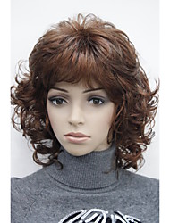"New Fashion Charming 14""  Women's Short Curly Synthetic Wig"