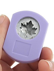 Canada Maple Leaf Giant Craft Paper Punch (Random Color)