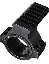 High Quality Barrel Mount 25.4mm AND 30mm Ring 20mm Weaver Picatinny Rail Adapter For Rifle Scope 0039