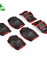 Children Protective Gear Cycling Skating Skateboard Skiing Pads Wrist Elbow Knee Pads