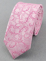 SKTEJOAN® Men's Business Casual Wedding The Groom Ties (Width: 6CM)
