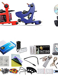 New Style 2 Tattoo Machine Guns Tattoo Kit