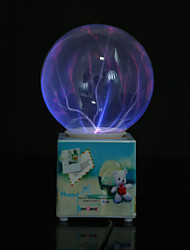 Resin Crystal Ball Rechargeable LED Lamp