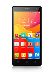 "Kenxinda X3 5.0 "" Android 4.4 Smartphone 3G (Due SIM Quad Core 5 MP 1GB + Nero / Bianco)"