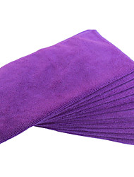Sinland All-purpose Microfiber Cleaning Cloths Wiping Dusting Rags 12pack