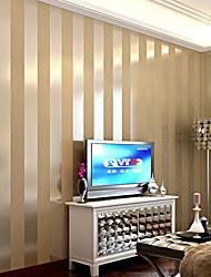 papel de parede listra contemporânea que abrange arte não-tecido papel de parede