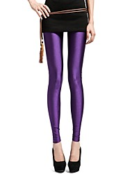 Women Others Medium Solid Color Legging