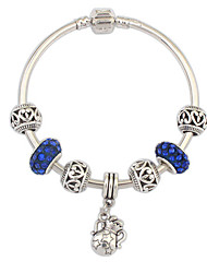 Women's European Style Fashion Purse Charm Bracelet