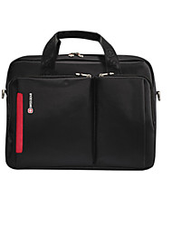 SWISSGEAR Unisex Daily Leisure Dual-purpose Pearl Cotton Fabric Horizontal Version Of Computer Briefcase SA5015