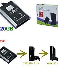 320GB Internal HDD Hard Drive Disk Disc for Xbox360 XBOX 360 E S Slim