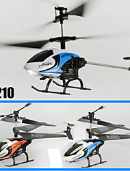 SANMATOYS 3.5CH S210 Helicopter Built in Colorful LED Light
