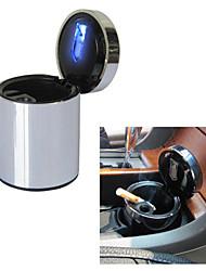 SHUNWEI® Car Collection Solar Power LED Light Advanced Ashtray