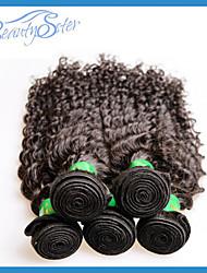 La extensión del pelo - para Mujer - Cabello natural Kinky rizado