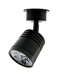GT-1005-B2 5W 5xHigh Power 600Lm 3000K Warm White Light LED Small Spotlight AC90-260V