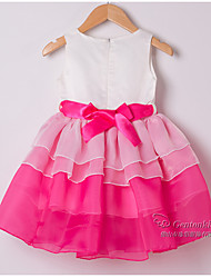 Kid's Casual/Cute Dresses (Chiffon)