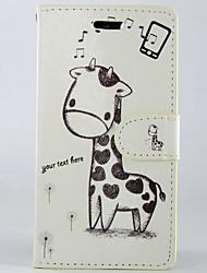 Pour Coque Sony Porte Carte / Portefeuille / Avec Support / Clapet Coque Coque Intégrale Coque Dessin Animé Dur Cuir PU pour SonySony
