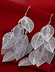 FINE  Fashion 925 silver jewelry sales exquisite Earrings