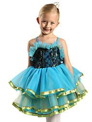 Vestidos (Azul claro , Nylón/Spandex/Tul , Ballet) - Ballet - para Niños