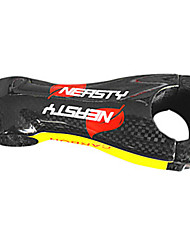 NEASTY Brand Yellow Full Carbon Fiber Bicycle Parts Stem Bike Stem CC10 90/100mm
