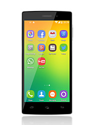 "OUKITEL ORIGINAL ONE 4.5 "" Android 4.4 3G-smartphone (Dual SIM Quadcore 5 MP 512MB + 4 GB Zwart / Wit / Blauw)"