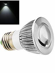 1 pcs ding yao E27 9W 1X COB 200LM 280-3500/6000-6500K Warm White/Cool White Spot Lights AC 85-265V