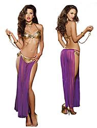 Exotic Arabia Girls Chiffon Female Sexy Uniforms