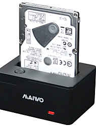 "Maiwo K208 USB 3.0 Super Speed 2.5"" SSD/HDD Sata HDD Docking Station"
