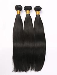 Best 7A+ Brazilian Virgin Hair Straight Human Hair 3Pcs/lot Brazilian Straight Hair Virgin Brazilian Straight Hair