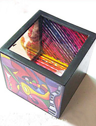 Flash magic Box/ Magic Piggy Bank (Coin Invisible in The Box)