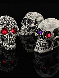 Terrorist Toys Moving The Funny Jokes Flash Resin Skulls