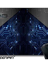 seenpin персонализированные коврики для мыши дизайн импульсов пульс Шма