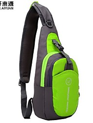 KLY ®2015 new chest pack slim, lightweight waterproof nylon handbag outdoor sports bag DMFQ-821