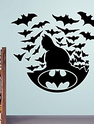stickers muraux stickers muraux, Batman muraux PVC autocollants.
