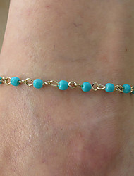 Fashion Pure Acrylic Fiber Anklets